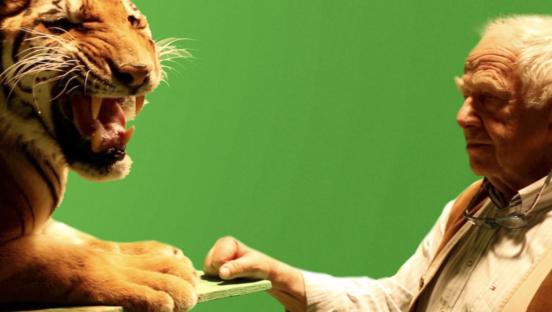 L'illusionniste aux animaux