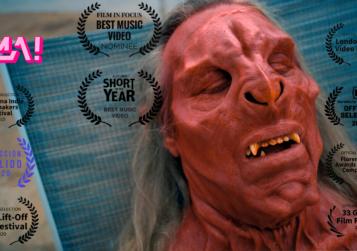 Sélections en festival du clip d'Isaac Delusion - Pas l'habitude